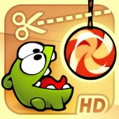 iPad Cut the Rope HD Game Download