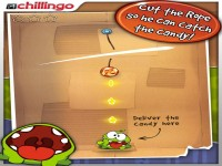 Cut the Rope HD Download iPad Game image 3