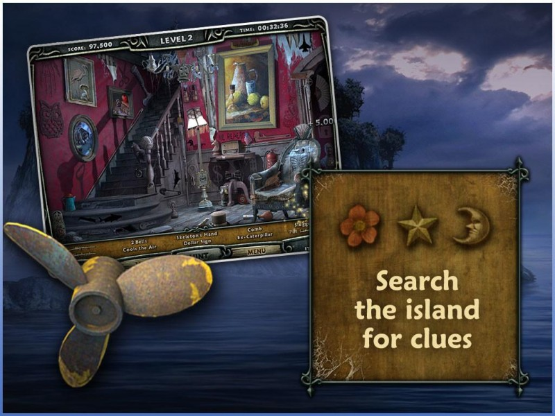 Escape Rosecliff Island HD iPad Game Download image 2