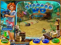 Fishdom H2O: Hidden Odyssey HD Download iPad Game image 1