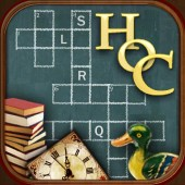 iPad Hidden Object Crosswords Game Download