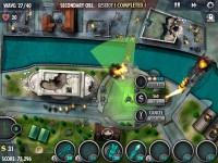 iBomber Defense Pacific Download iPad Game image 1