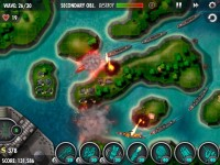 iBomber Defense Pacific Download iPad Game image 3