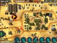 iBomber Defense Pacific Download iPad Game image 4