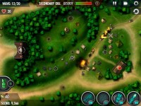 iBomber Defense Pacific Download iPad Game image 5