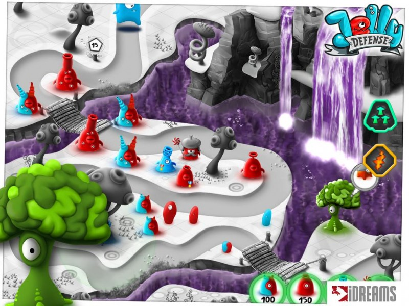 Jelly Defense iPad Game Download image 5