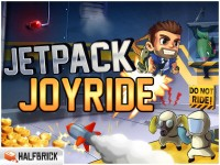 Jetpack Joyride Download iPad Game image 1