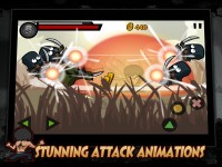 KungFu Warrior Download iPad Game image 2