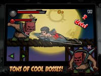 KungFu Warrior Download iPad Game image 3