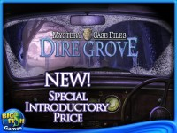 Mystery Case Files: Dire Grove Collector's Edition HD Download iPad Game image 1