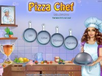 Pizza Chef HD Download iPad Game image 1