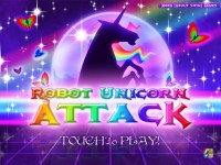 Robot Unicorn Attack Download iPad Game image 1