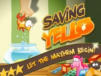 Saving Yello iPad Download iPad Game image 1