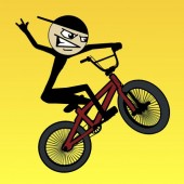iPad Stickman BMX HD Game Download