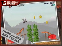 Stickman BMX HD Download iPad Game image 2