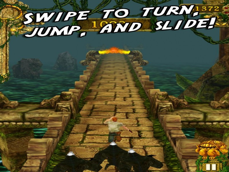 Temple Run iPad Game Download image 1