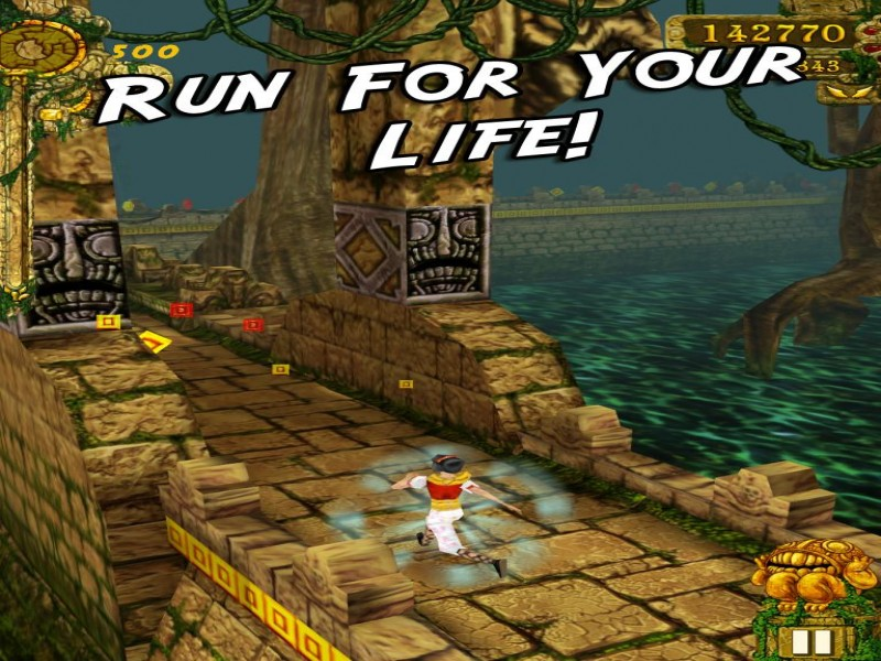 Temple Run iPad Game Download image 5