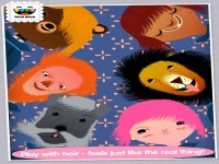 Toca Hair Salon Download iPad Game image 1