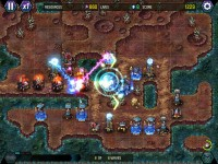 Tower Defense: Lost Earth HD iPad Download iPad Game image 3