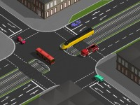 TrafficVille HD Download iPad Game image 1