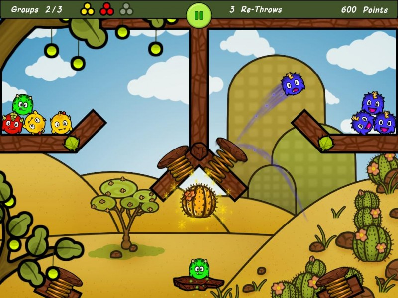 Triple Trouble HD iPad Game Download image 5