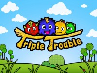 Triple Trouble HD Download iPad Game image 1