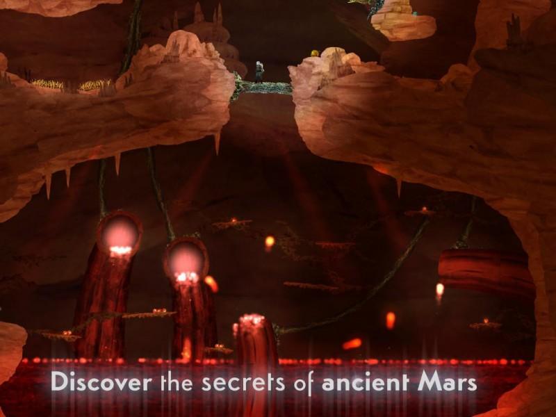 Waking Mars iPad Game Download image 2