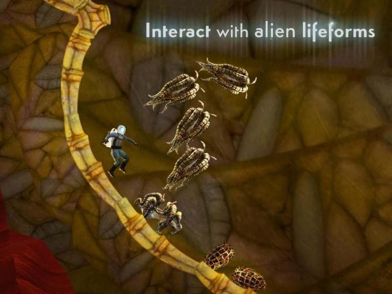 Waking Mars iPad Game Download image 3