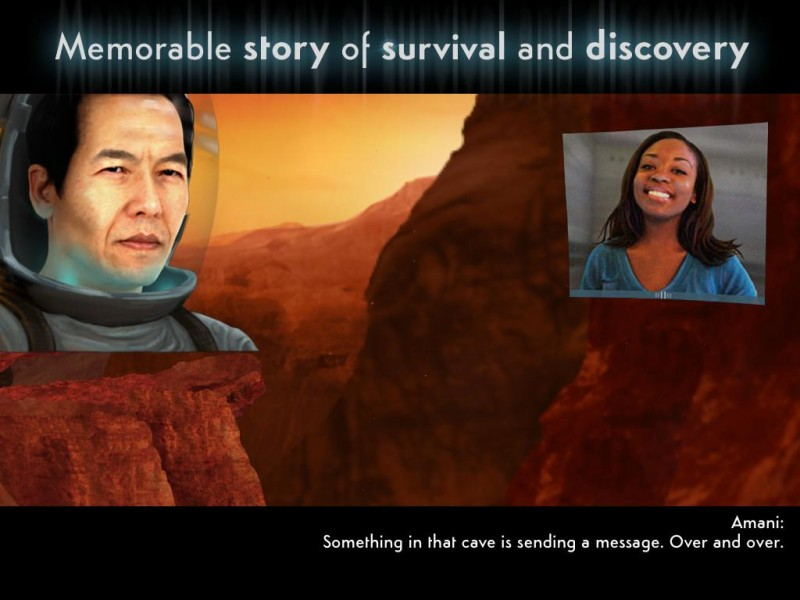 Waking Mars iPad Game Download image 5
