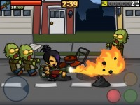 Zombieville USA 2 Download iPad Game image 2