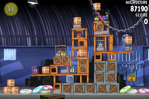 Angry Birds Rio iPhone Game Download image 2