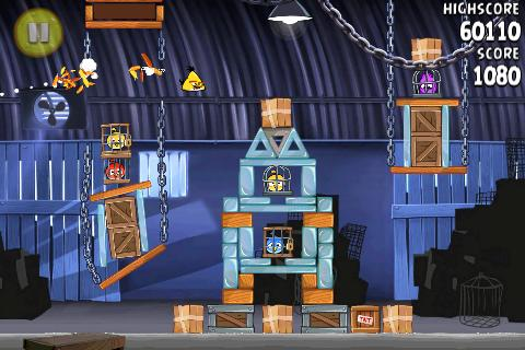 Angry Birds Rio iPhone Game Download image 3