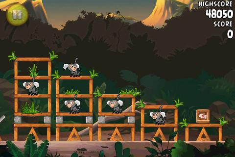Angry Birds Rio iPhone Game Download image 5