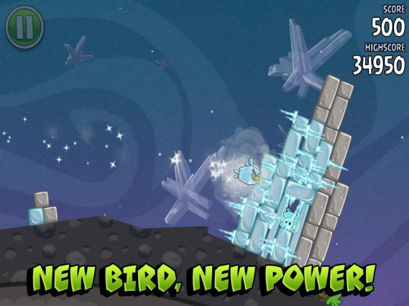 Angry Birds Space iPhone Game Download image 5