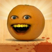 iPhone Annoying Orange: Kitchen Carnage Game Download
