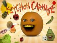 Annoying Orange: Kitchen Carnage Download iPhone Game image 1
