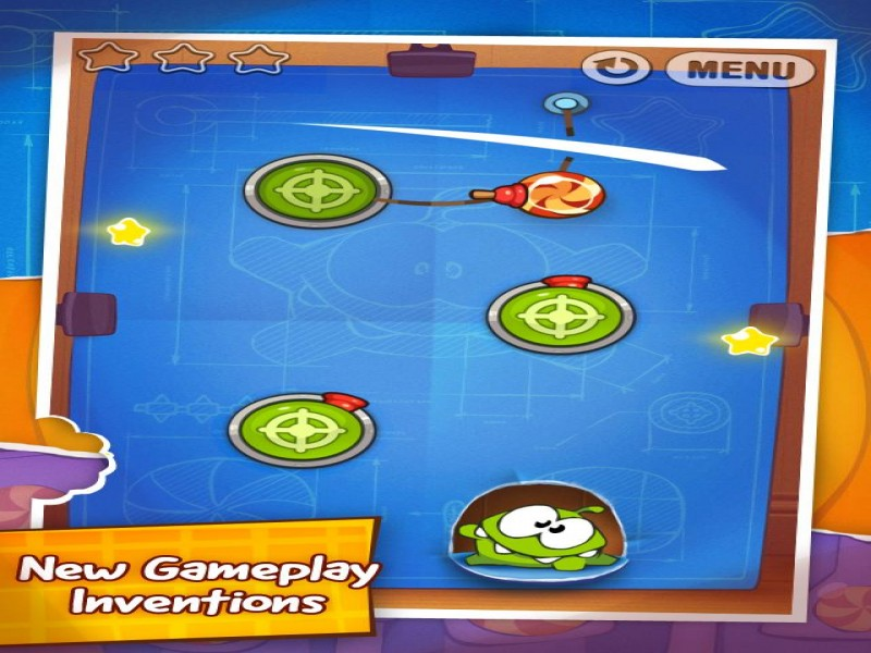 Cut the Rope: Experiments iPhone Game Download image 2