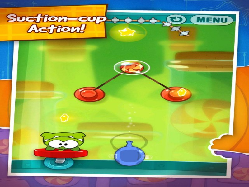 Cut the Rope: Experiments iPhone Game Download image 3