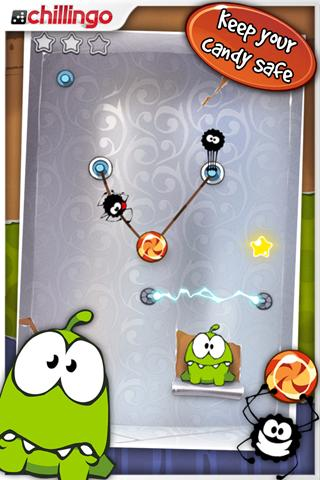 Cut the Rope iPhone Game Download image 5