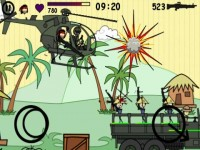 Doodle Army Download iPhone Game image 1