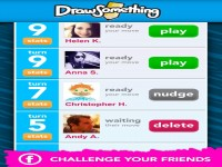 Draw Something by OMGPOP Download iPhone Game image 3
