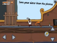 Fancy Pants Adventures Download iPhone Game image 3