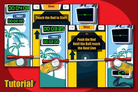 Finger Balance iPhone Game Download image 1