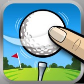 iPhone Flick Golf! Game Download