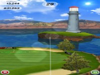 Flick Golf! Download iPhone Game image 2