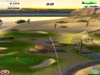 Flick Golf! Download iPhone Game image 3