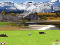 Flick Golf! Download iPhone Game image 4