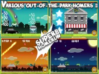 Flick Home Run ! Download iPhone Game image 4