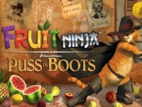 Fruit Ninja: Puss in Boots Download iPhone Game image 1