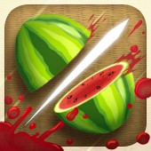 iPhone Fruit Ninja Game Download